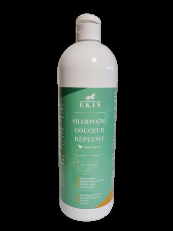 Shampoing douceur répulsif