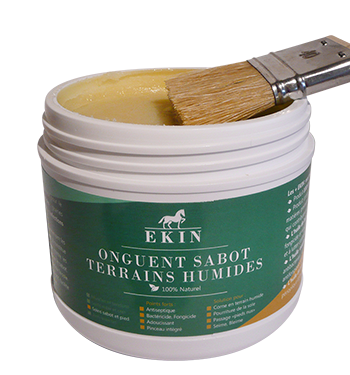 Onguent Sabot terrain humide